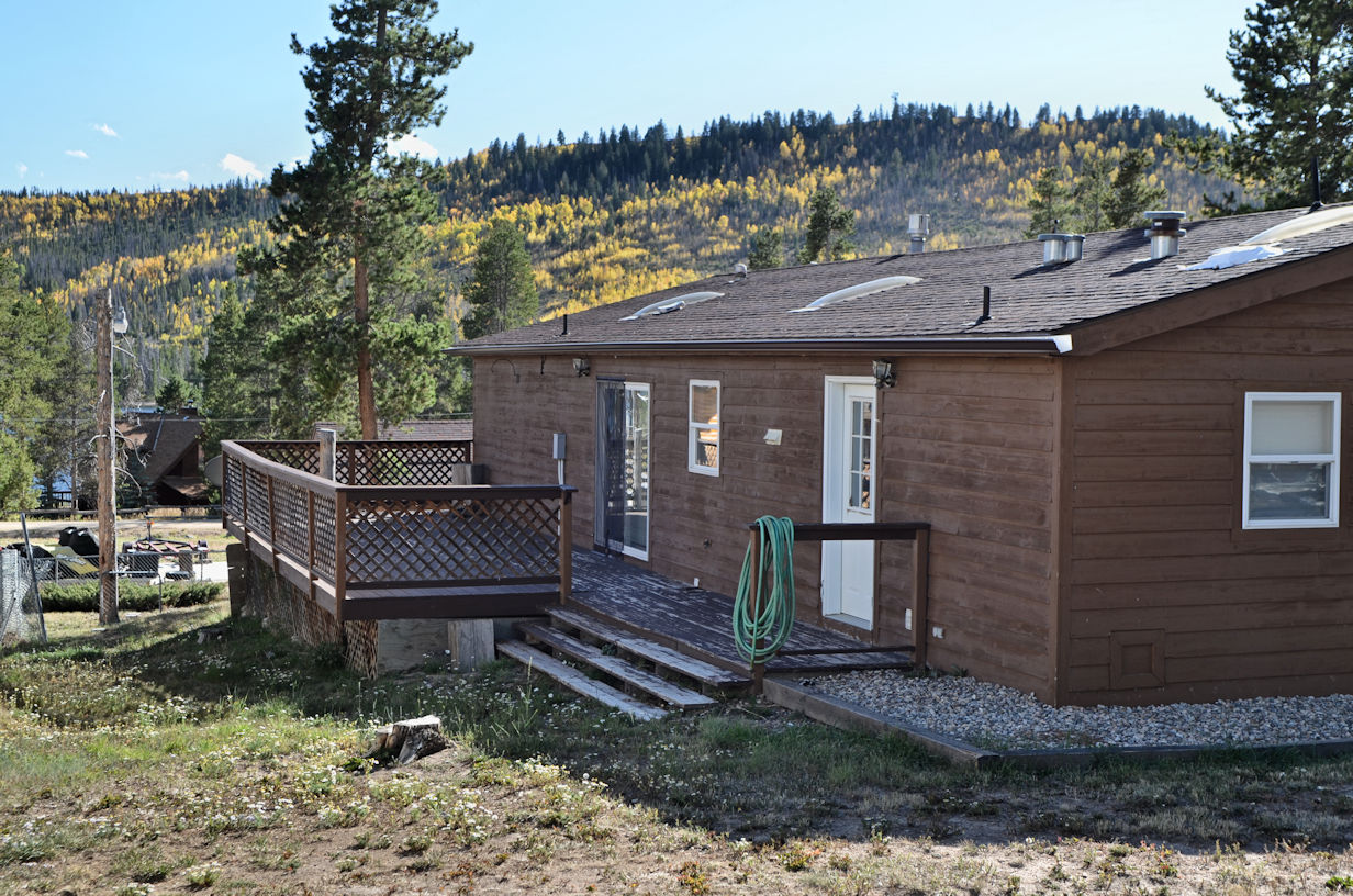 Nice Floor Plan For A Family. Affordable 3 Bedroom, 2 Bath Home With Storage  Building And Fenced Back Yard, Midway Between Grand Lake And Granby.  $285,000