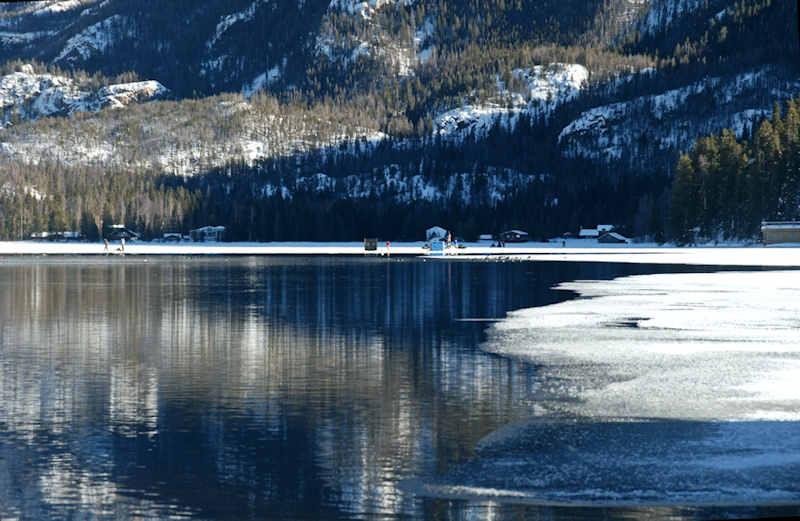 Grand lake four mountain lake properties in grand lake for Grand lake colorado fishing