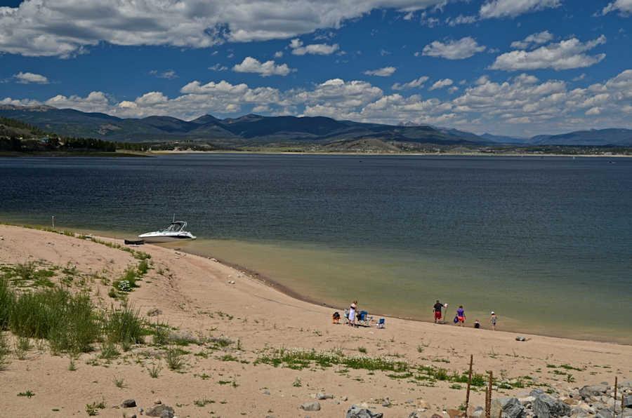 Lake granby four mountain lake properties in grand lake for Lake granby fishing report