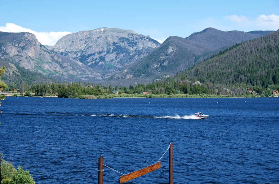 Sml One Shadow Mountain Lake Properties In Grand Lake Colorado Near